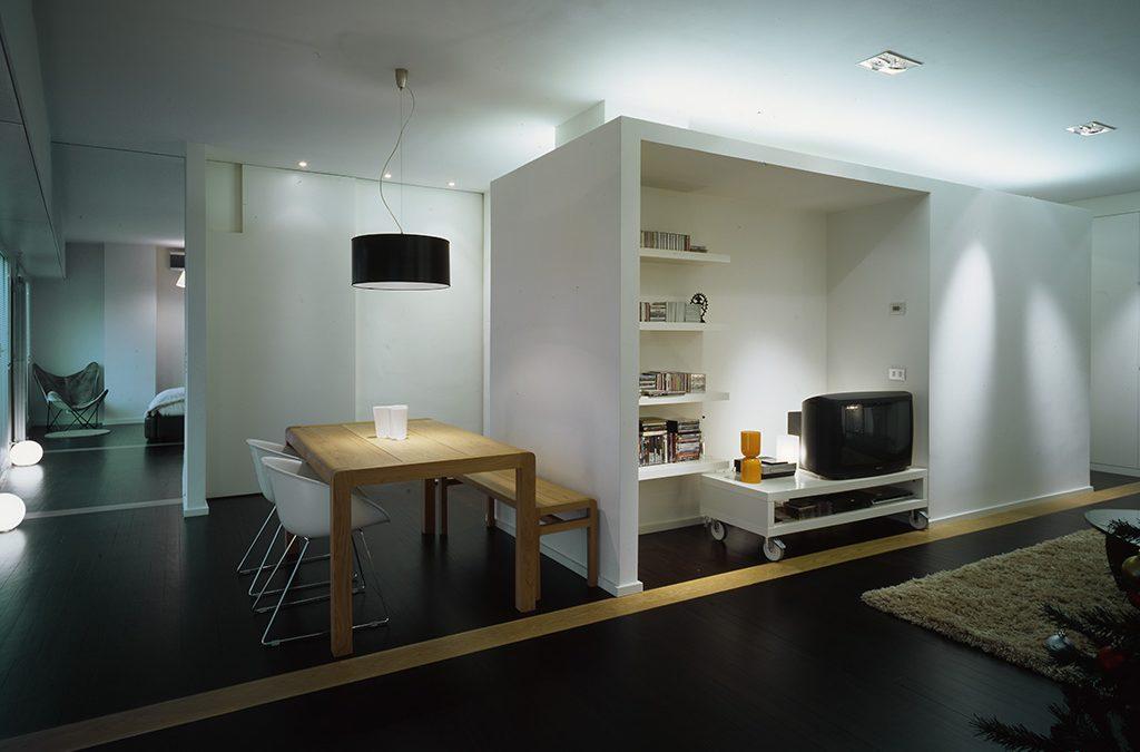 Reformar una vivienda en Bilbao empezando de cero.